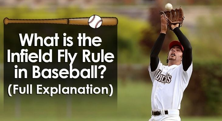 Infield Fly Rule in Baseball