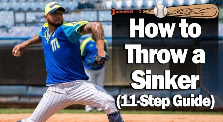 how to throw a sinker in baseball