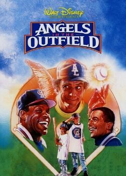 Angels in the Outfield (1944) Movie Poster