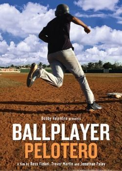 Ballplayer - Pelotero (2011) Movie Poster