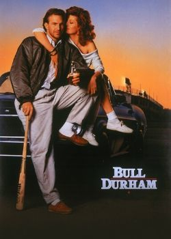 Bull Durham (1988) Movie Poster