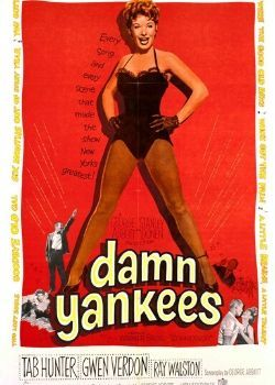 Damn Yankees (1958) Movie Poster
