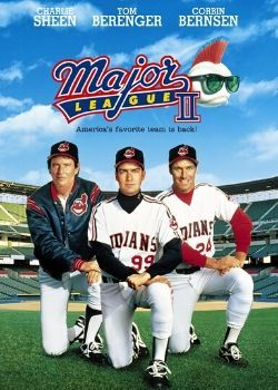 Major League II (1994) Movie Poster