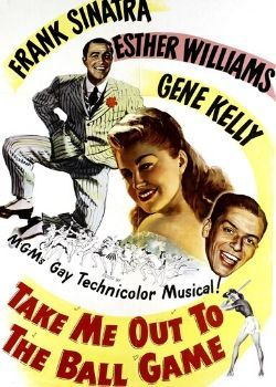Take Me Out to the Ball Game (1949) Movie Poster