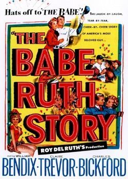 The Babe Ruth Story (1948) Movie Poster