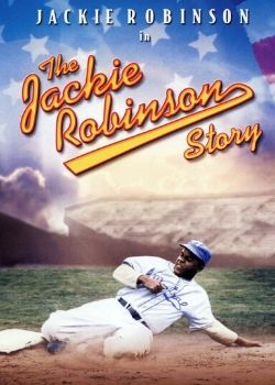 The Jackie Robinson Story (1950) Movie Poster