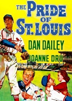 The Pride of St. Louis (1952) Movie Poster
