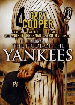 The Pride of the Yankees (1942) Movie Poster